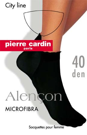 Носки женские Pierre Cardin Alencon, цвет: Nero (черный). Размер 3 (35/41)Cr AlenconУдобные женские носки Pierre Cardin Alencon, изготовленные из высококачественного эластичного полиамида, идеально подойдут для повседневной носки. Полиамид обеспечивает износостойкость, а эластан позволяет носочкам легко тянуться, что делает их комфортными в носке. Эластичная резинка плотно облегает ногу, не сдавливая ее, обеспечивая комфорт и удобство. Практичные и комфортные носки с укрепленным мыском и пяткой великолепно подойдут к вашей повседневной обуви.