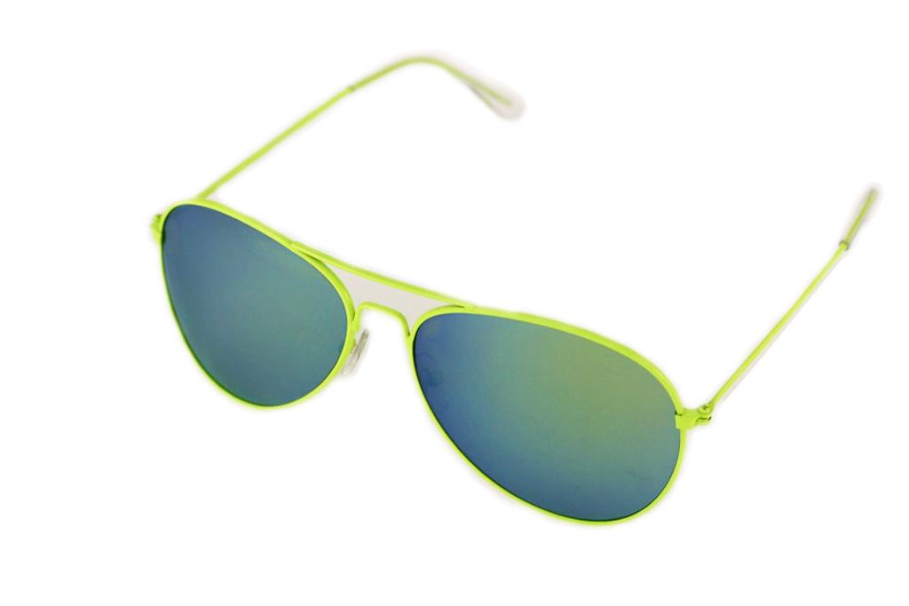 Очки солнцезащитные Mitya Veselkov, цвет: желтый, синий. P1234-38YM
