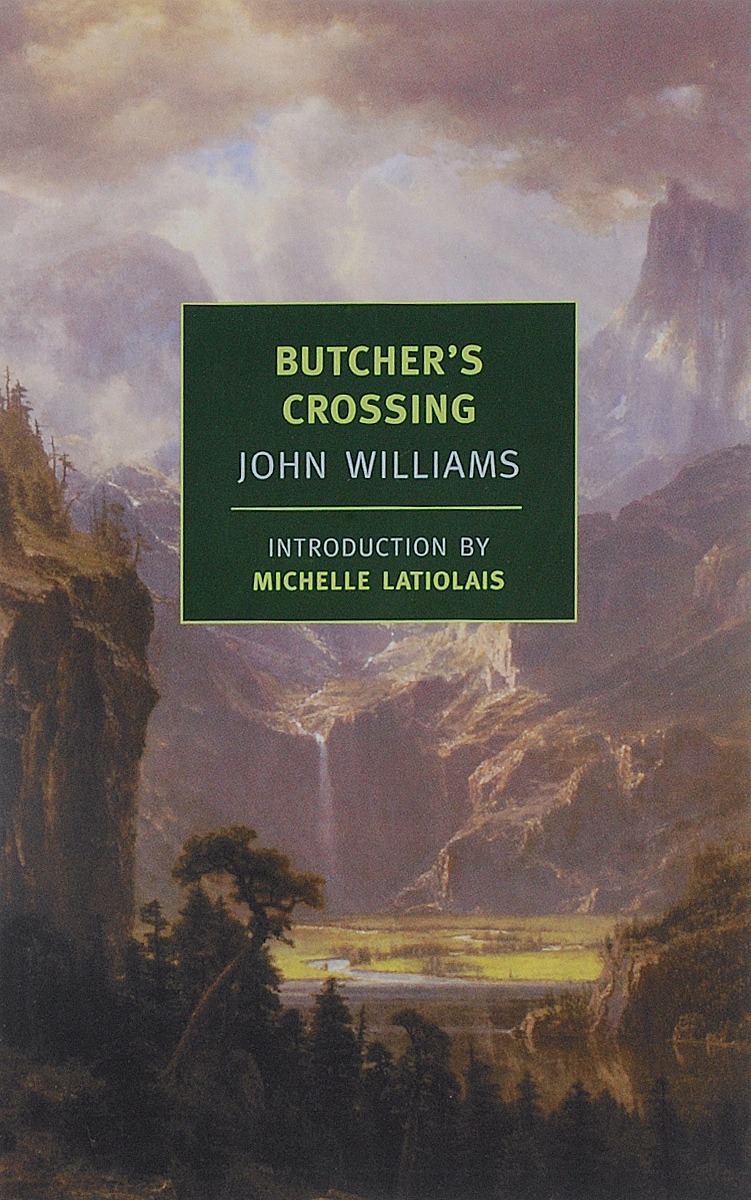 BUTCHER'S CROSSING violet ugrat ways to heaven colonization of mars i