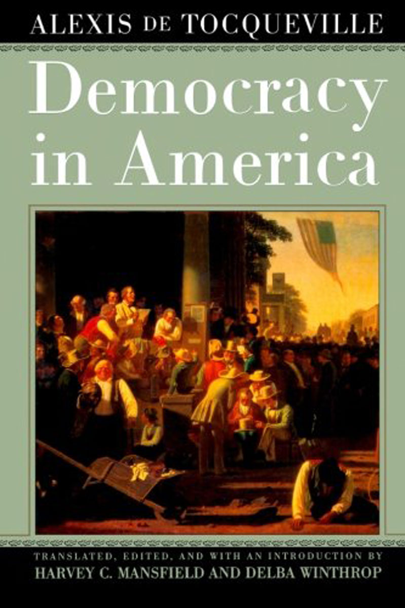 Democracy in America democracy in america nce