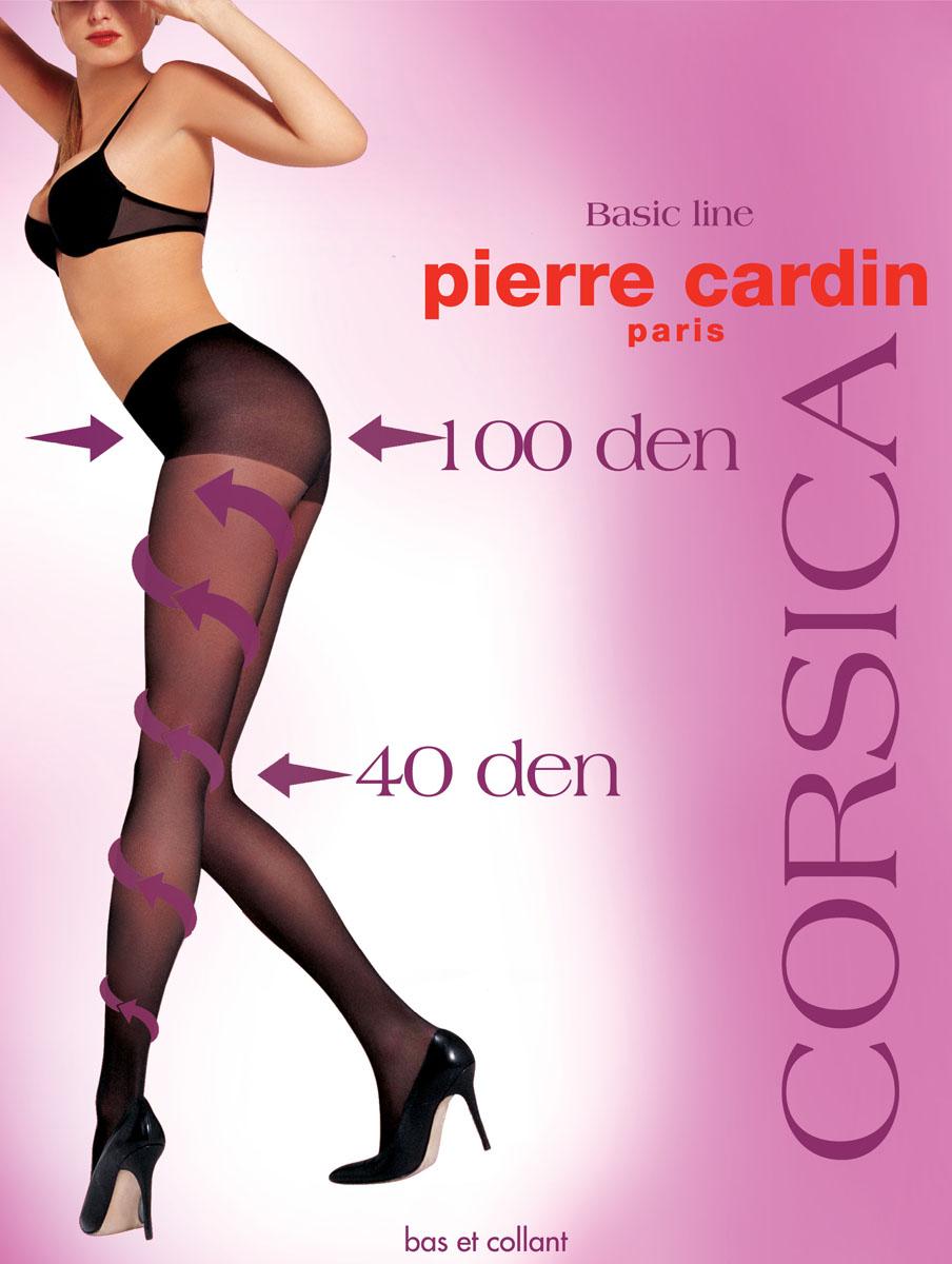 Колготки Pierre Cardin Corsica, цвет: Nero (черный). Размер 4 (46/48)Cr CorsicaСтильные классические колготки Pierre Cardin Corsica, изготовленные из эластичного полиамида с добавлением хлопка, идеально дополнят ваш образ.Колготки шелковистые, матовые, эластичные, они легко тянутся, что делает их комфортными в носке. Благодаря специальной структуре материала, оказывают микромассажный, антицеллюлитный эффект. Гладкие и мягкие на ощупь, они имеют плоские швы и ластовицу из хлопка. Высокоэластичные шортики плотностью 100 ден утягивают бедра и живот, делая фигуру более стройной. Резинка на поясе обеспечивает удобную посадку. Идеальное облегание и комфорт гарантированы при каждом движении.