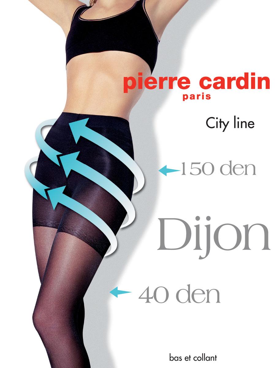 Колготки Pierre Cardin Dijon, цвет: Visone (телесный). Размер 2 (42/44)Cr DijonСтильные классические колготки Pierre Cardin Dijon, изготовленные из эластичного полиамида с добавлением хлопка, идеально дополнят ваш образ.Колготки шелковистые, матовые, эластичные, они легко тянутся, что делает их комфортными в носке. Гладкие и мягкие на ощупь, они имеют плоские швы, ластовицу из хлопка и отформованную пятку. Широкая резинка на поясе обеспечивает удобную посадку. Удлиненные высокоэластичные шортики 150 ден со специальной градуировкой плотности обладают моделирующим эффектом, они утягивают бедра и живот, делая фигуру более стройной. Идеальное облегание и комфорт гарантированы при каждом движении.