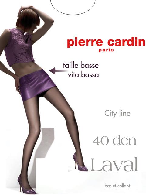 Колготки Pierre Cardin Laval, цвет: Fumo (темно-серый). Размер 4 (46/48) колготки pierre cardin cr toulouse 200 цвет fumo темно серый размер 4