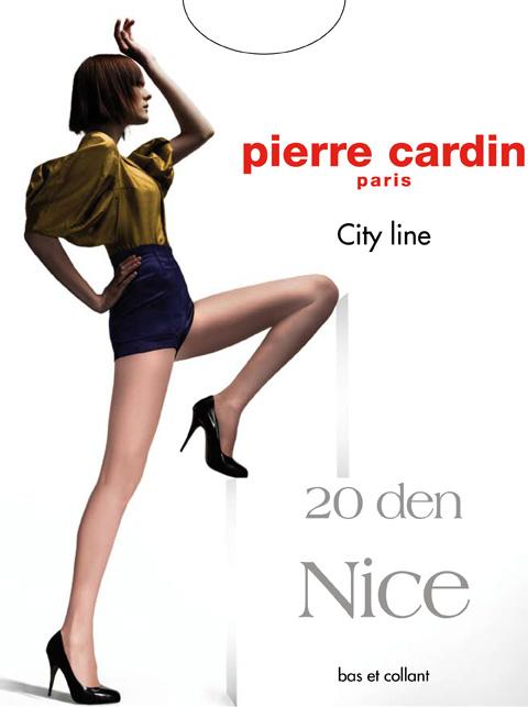 Колготки Pierre Cardin Nice, цвет: Nero (черный). Размер 3 (44/46) costumenemutso платье costumenemutso w121104 fab136 nero 44 черный