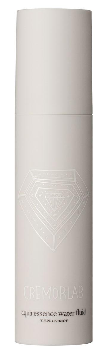 Cremorlab T.E.N. Cremor Увлажняющий флюид Aqua Essence Water Fluid, 50 мл61072Богатый минералами флюид специально разработан для борьбы с тремя основными проблемами кожи – недостаток увлажнения, морщины и неровный тон кожи. Он незаменим в уходе за увядающей, обезвоженной, стрессовой кожей, которой необходима дополнительная упругость и сияние. Уникальная формула средства обладает ярко выраженным ревитализирующим действием, эффективно уменьшает глубину морщин, выравнивает тон кожи и обеспечивает пролонгированное увлажнение для всех типов кожи. Может быть использован как восстанавливающий уход за кожей рук. Объем: 50 мл