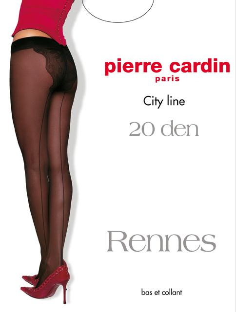 Фото - Колготки Pierre Cardin Rennes, цвет: Nero (черный). Размер 4 (46/48) amir rennes