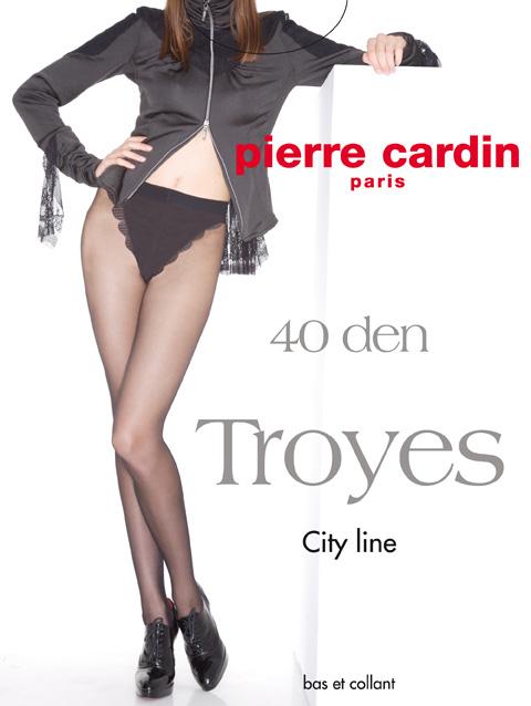 Колготки Pierre Cardin Troyes, цвет: Bronzo (бронзовый). Размер 2 (42/44)Cr TroyesСтильные классические колготки Pierre Cardin Troyes, изготовленные из эластичного полиамида, идеально дополнят ваш образ.Шелковистые колготки легко тянутся, что делает их комфортными в носке. Гладкие и мягкие на ощупь, они имеют плоские швы, ластовицу из хлопка и укрепленный прозрачный мысок. Резинка на поясе обеспечивает комфортную посадку, а кружевные трусики делают модель элегантной и практичной. Идеальное облегание и комфорт гарантированы при каждом движении.