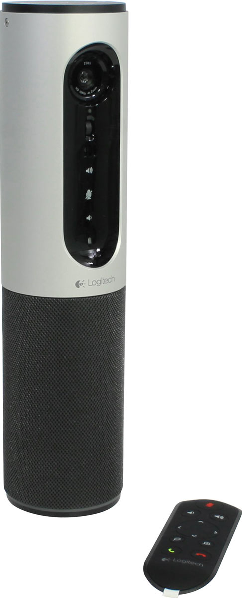 Logitech ConferenceCam Connect, Silver веб-камера
