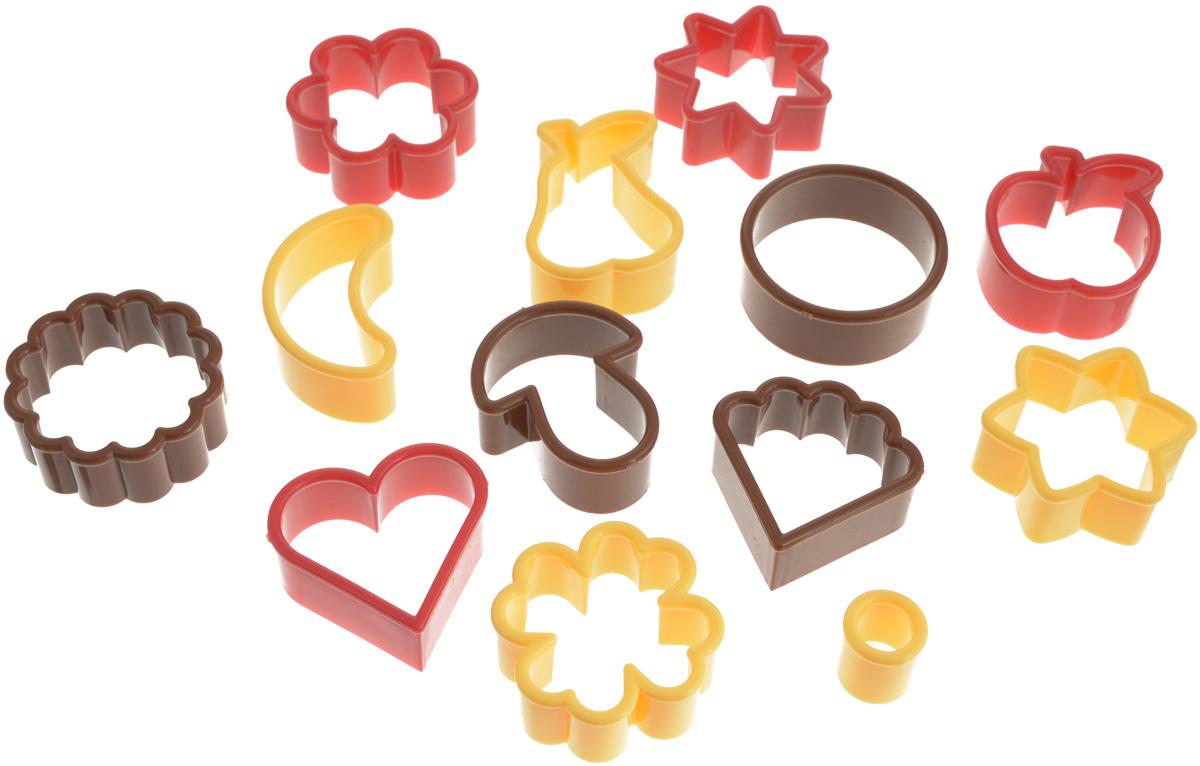 Набор традиционных форм для печенья Tescoma
