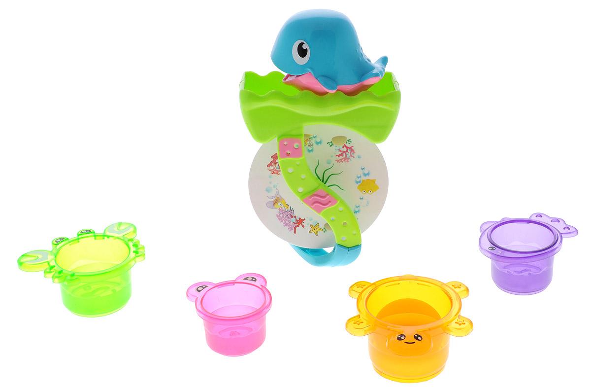 Mommy Love Набор игрушек для ванной Морские чудеса 6 шт mommy love набор игрушек для ванной морские чудеса 6 шт