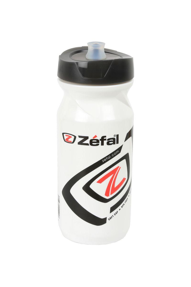 Фляга велосипедная Zefal Sense M65, цвет: белый, 650 мл. 155A sense and sensibility