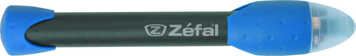 Мини-насос Zefal MAX, ручной, универсальный, цвет: черный мини насос zefal max ручной универсальный цвет черный