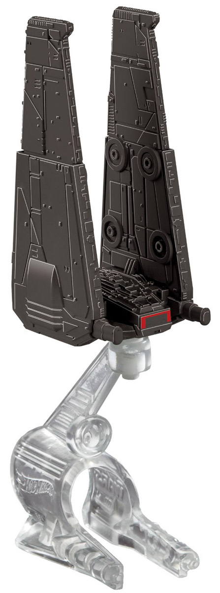 Hot Wheels Star Wars Звездный корабль Kylo Ren's Command Shuttle