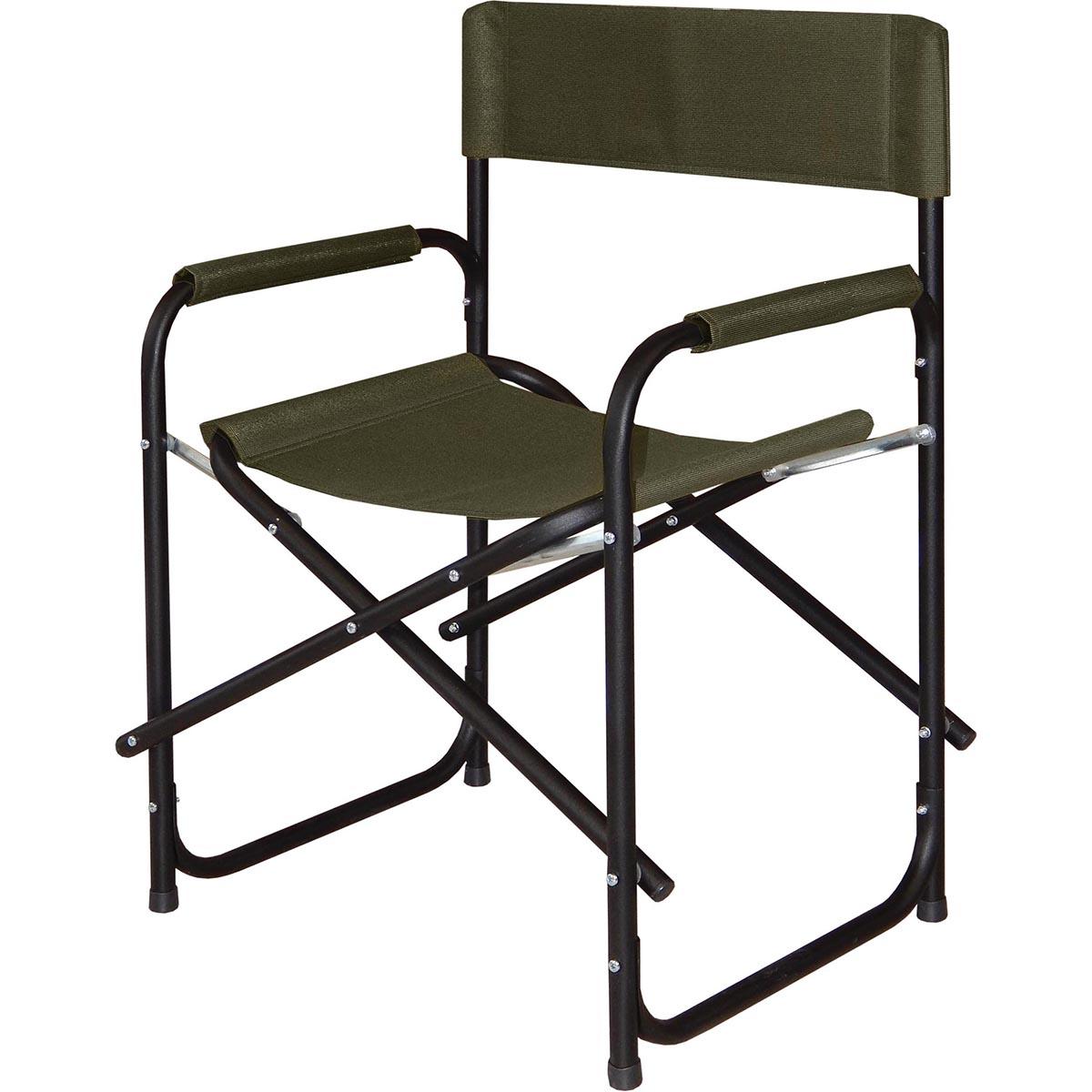 Стул складной Greenell  FC-17 R22 , цвет: хаки, 58 х 46 х 47(82) см - Складная и надувная мебель