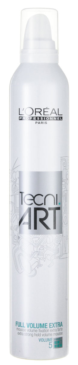 L'Oreal Professionnel Tecni. art Volume Мусс для объема нормальных и непослушных волос (фикс.5) 400 мл art blakey quintet art blakey quintet a night at birdland volume 2 lp