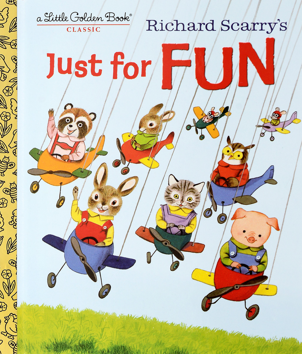 Richard Scarry's Just for Fun bailey richard wagner prelude & transfiguration from tristan and isolde