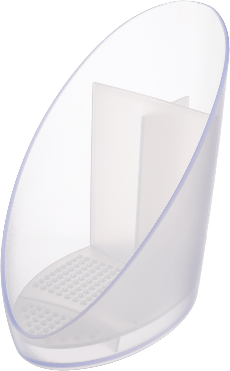 Сушилка для щетки и губки Tescoma Clean Kit900642Сушилка Tescoma Clean Kit выполнена из высококачественного прочного пластика. Отлично подходит для хранения и сушки щетки и губки. Со съемным вкладышем для легкой очистки. Изделие имеет 1 секцию для хранения губки и 2 секции для щеток.Можно мыть в посудомоечной машине.