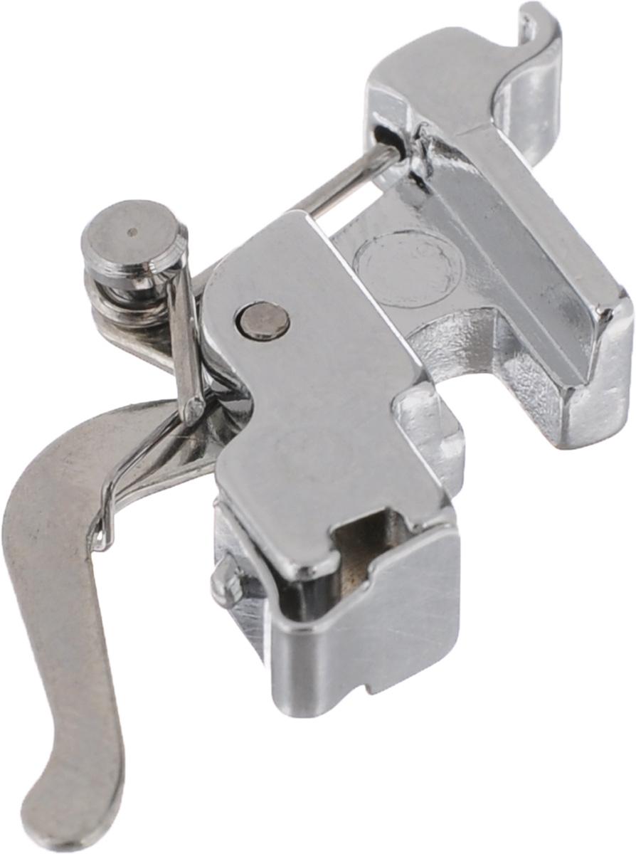 Адаптер для швейных машинок Bestex FHH-5001163377Адаптер для швейных машинок Bestex FHH-5001 - это устройство, позволяющее производить быструю смену лапок. Можно использовать на старых швейных машинах для использования современных лапок. Изделие выполнено из металла.Установка:Держатель устанавливается под винт штока прижимной лапки.1. Переведите иглу в крайнее верхнее положение.2. Поднимите рычаг прижимной лапки вверх.3. Установите держатель на штоке прижимной лапки и затяните винт.Порядок работы:Чтобы закрепить лапку в держателе, переведите рычаг подъема лапки в верхнее положение, подведите ось лапки под прорезь держателя, затем опустите рычаг подъема лапки так, чтобы держатель защелкнулся на оси лапки. Чтобы отсоединить лапку от держателя, переведите рычаг подъема лапки в верхнее положение и нажмите на рычажок на задней стороне держателя.