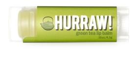 Hurraw! Бальзам для губ Green Tea Lip Balm, 4,3 г005083Бальзамы для губ Hurraw! производятся в США на небольшом домашнем производстве.Идея создателей бренда заключалась в том, чтобы разработать поистине идеальный бальзам для губ: натуральный, вегетарианский, произведенный из органических ингредиентов высочайшего качества и не содержащий вредных веществ и искусственных компонентов.Все бальзамы Hurraw! производятся из чистого органического масла, которое добывается путем холодного отжима, что позволяет всем веществам сохранять свои полезные свойства.Помимо этого, приятно знать, что продукция марки Hurraw! не содержит ингредиентов животного происхождения и никогда не тестируется на животных.А еще бальзамы разливаются по флакончикам вручную!