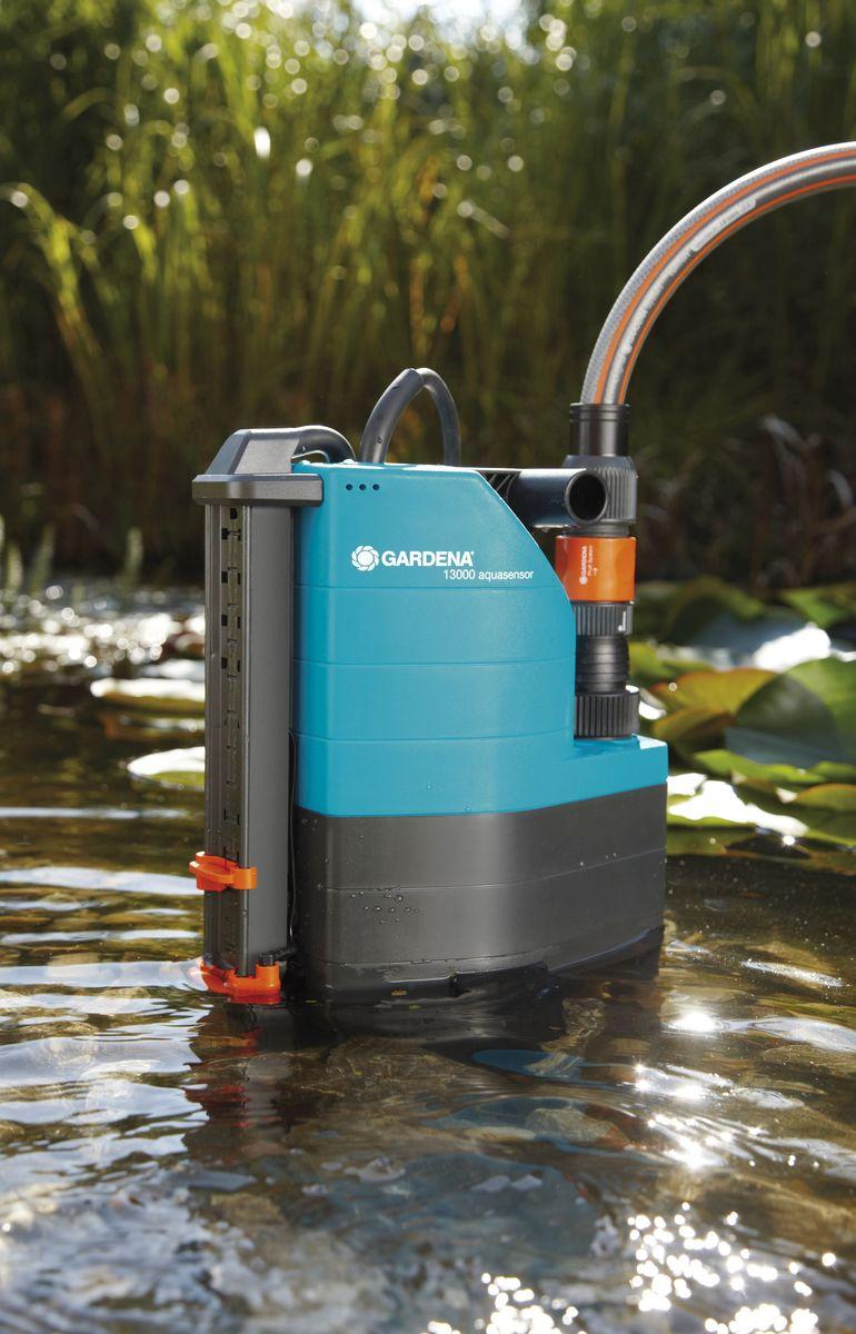 домашний насос для откачки воды