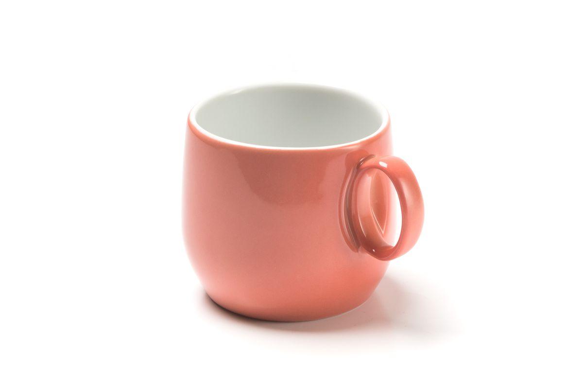 Чашка чайная La Rose des Sables Yaka Rose, 220 мл кружка 0 3 л la rose des sables yaka gris 887840 3064