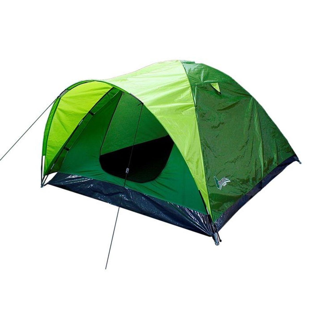 Палатка туристическая Onlitop COLITE 3, двухслойная, цвет: зеленый776289Двухслойная туристическая палатка COLITE — это незаменимое спальное место в походных условиях. Она станет вашим вторым домом в походе и отдыхе на природе. Объём палатки позволяет с комфортом разместиться трём людям сразу или двоим с дополнительным багажом. Она имеет дополнительное место в виде тамбура, за счёт чего вы сэкономите драгоценное пространство. Ткань рипстоп увеличит срок эксплуатации изделия благодаря своей прочности.Что взять с собой в поход?. Статья OZON Гид