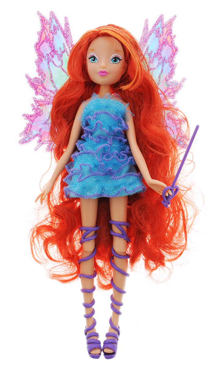 Winx Club Кукла Мификс Блум куклы winx кукла winx club чудесная сиреникс блум