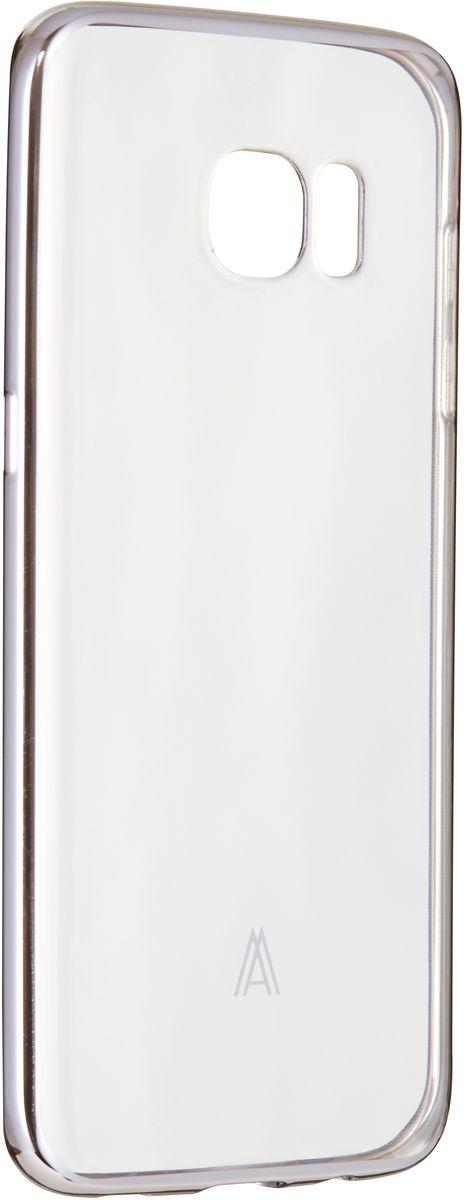 Anymode Luxe Soft Skin чехол для Samsung Galaxy S7 Edge, GoldFA00114KGDЧехол Anymode Luxe Soft Skin для Samsung Galaxy S7 Edge выполнен из качественного поликарбоната. Он отлично справляется с защитой корпуса смартфона от механических повреждений и надолго сохраняет привлекательный внешний вид устройства. Чехол также обеспечивает свободный доступ ко всем разъемам и клавишам устройства.