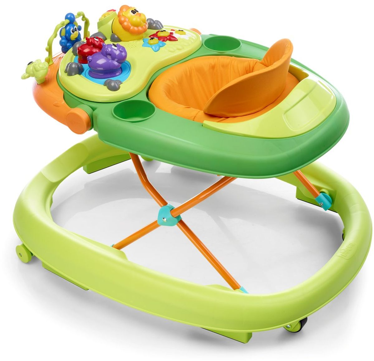 Chicco Ходунки Walky Talky цвет зеленый держатель ходунки для ребенка other 4034 mothercare