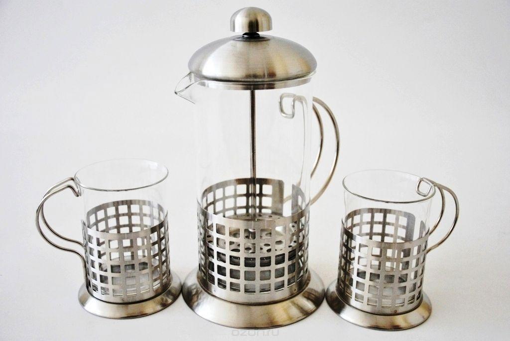 Набор кофейный Guterwahl, 3 предмета. YM-S2-006/600