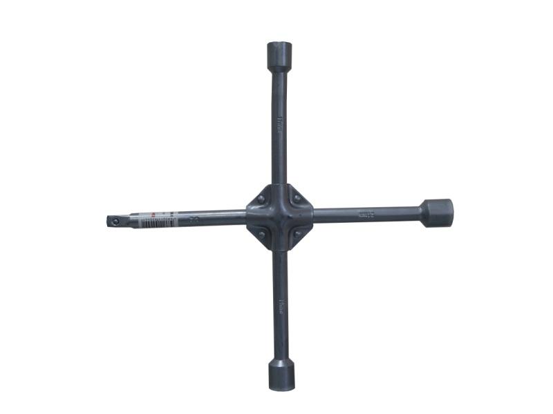 Ключ балонный крестовой Skybear, усиленный, 17х19х21х1/2мм312120Ключ балонный крестовой 17х19х21х1/2 14*15,5 мм