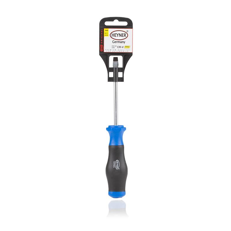 Отвертка Pro Heyner, 6,5 х 100 мм насос ножной heyner pedal max pro