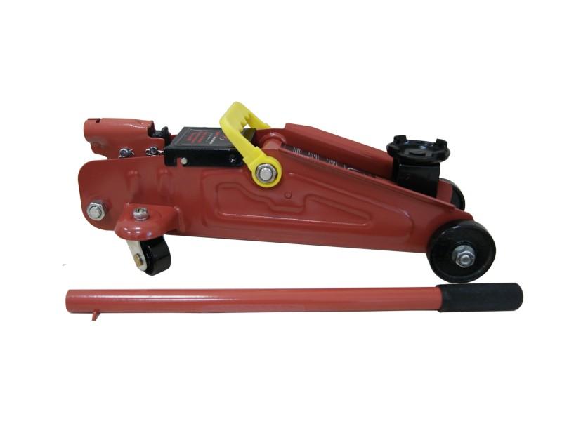 Домкрат подкатной гидравлический Skybear, 2 т (h125-320)420225Домкрат подкатной 2 т в кейсе(h125-320)