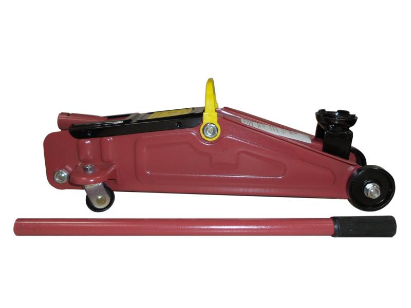 Домкрат подкатной гидравлический Skybear, 2 т (h130-355)420240Домкрат подкатной 2 т в кор(h130-355)