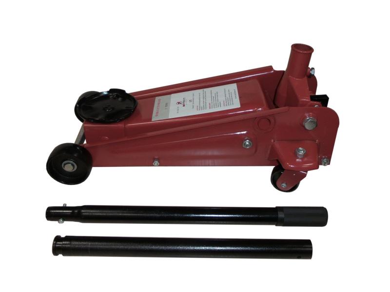 Домкрат подкатной гидравлический Skybear, 3 т (h130-490)420310Домкрат подкатной 3 т в кор(h130-490)