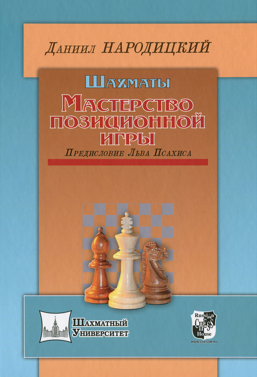 Шахматы. Мастерство позиционной игры. Даниил Народицкий