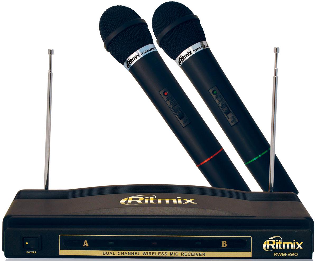 Ritmix RWM-220 микрофон - Микрофоны