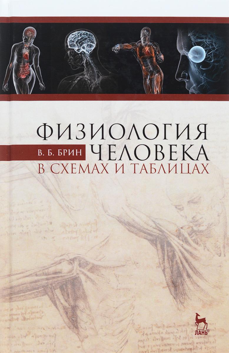 Физиология человека в схемах и таблицах. Учебное пособие