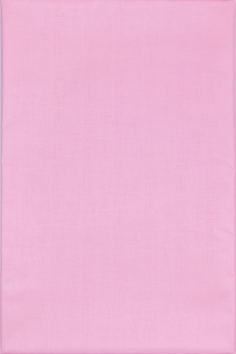 Колорит Клеенка подкладная без окантовки цвет розовый 70 х 100 см