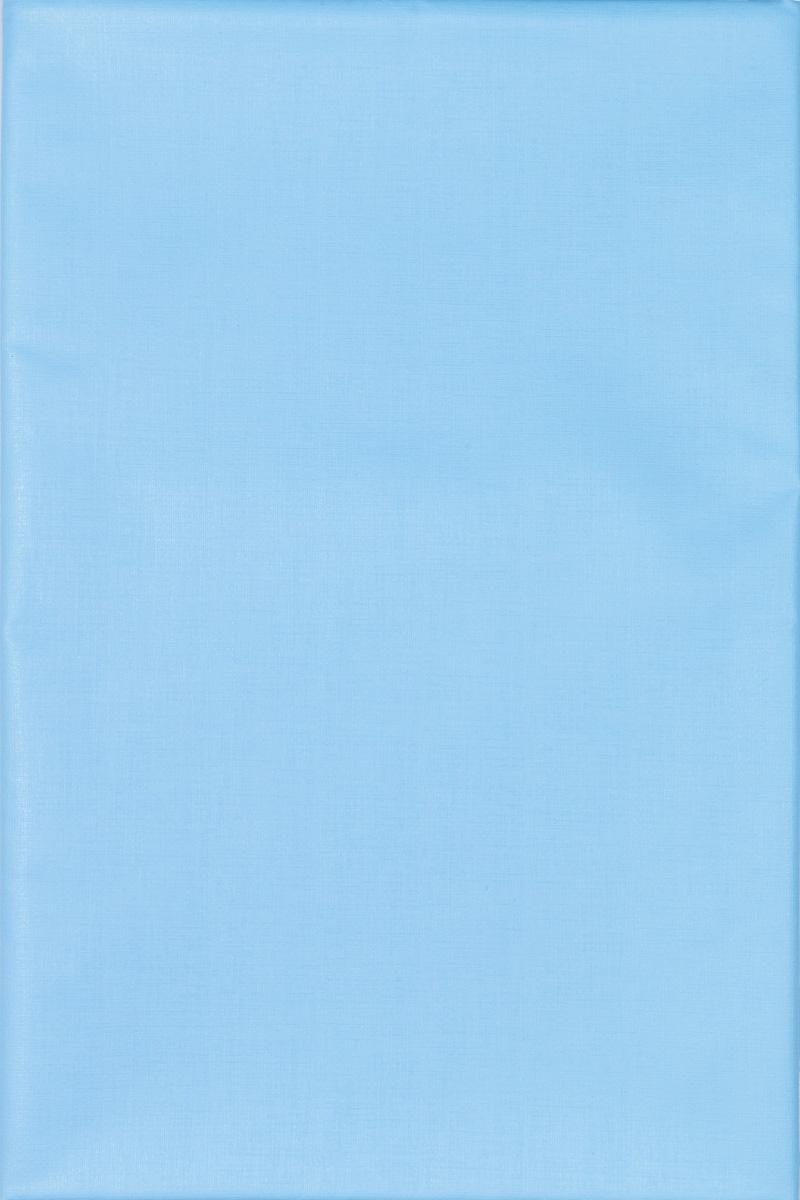 Колорит Клеенка подкладная без окантовки цвет голубой 70 х 100 см