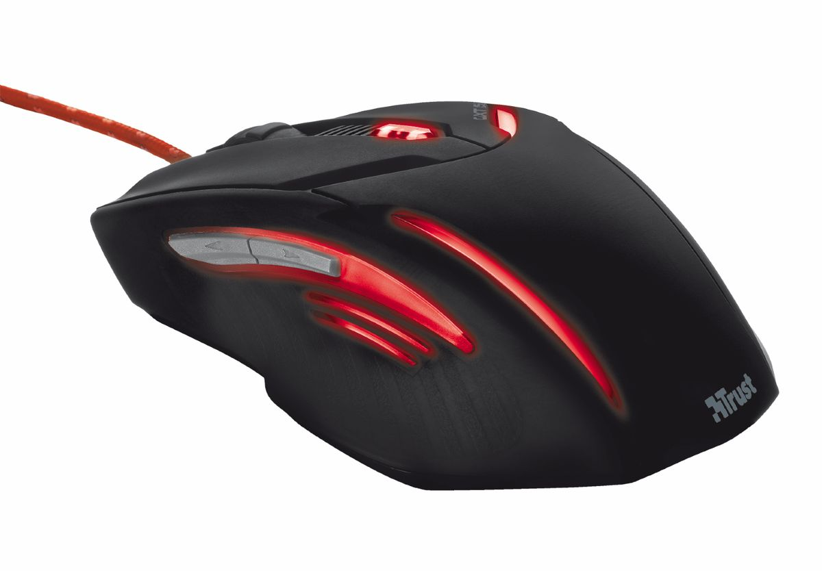 Trust GXT 152 игровая мышь мышь trust gxt 130 wireless gaming mouse usb