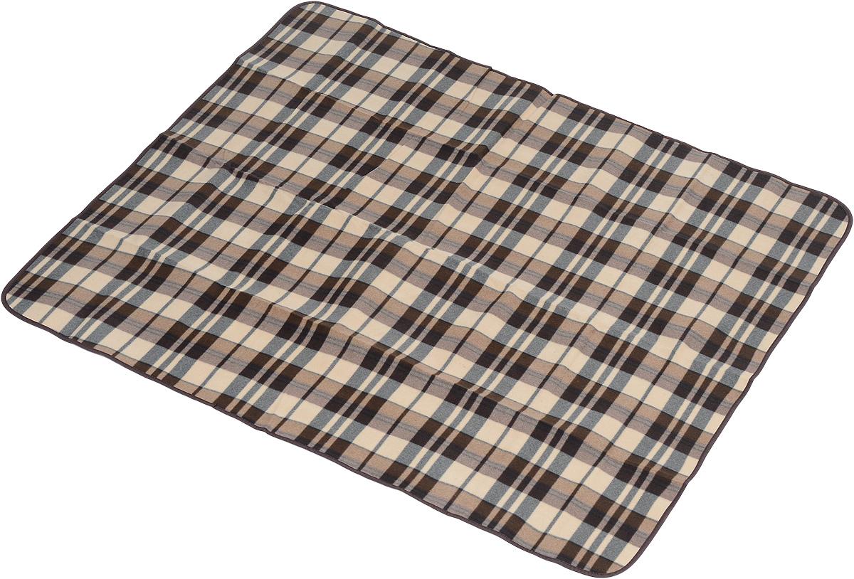 Коврик для пикника Wildman  Виши , цвет: коричневый, 130 х 150 см - Подушки, пледы, коврики