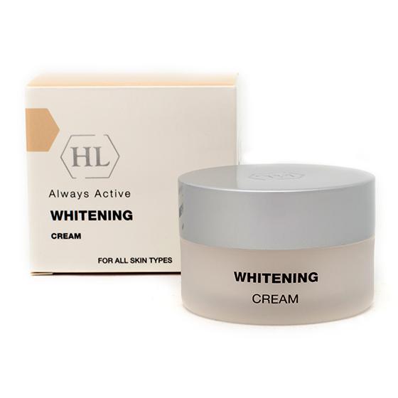 Holy Land Отбеливающий крем Whitening Cream, 30 мл отбеливающий крем для лица от пигментных пятен в минске