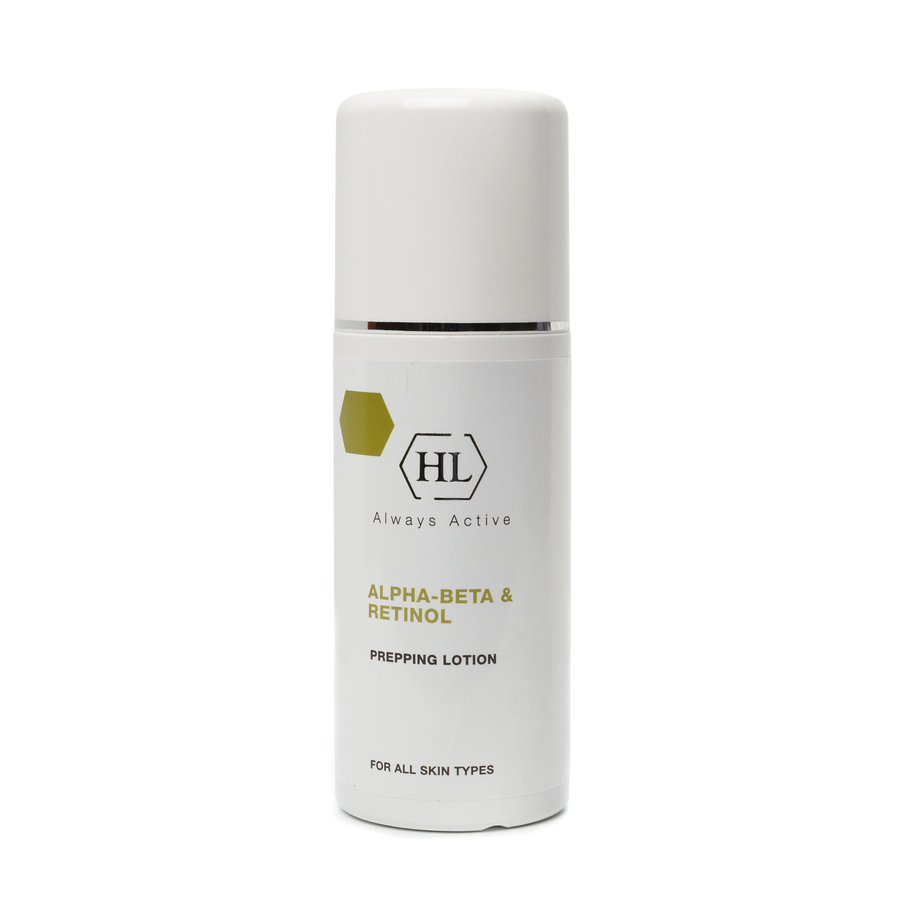 Holy Land Подготовительный лосьон Alpha-Beta and Retinol Prepping Lotion, 250 мл face lotion alpha complex