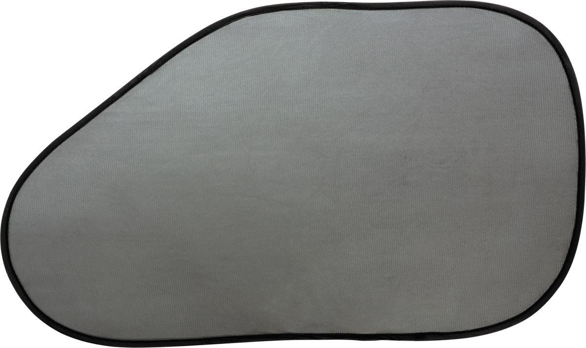 Шторки гибкие солнцезащитные Zipower, 65 х 38 см, 2 штPM 0522Автомобильные солнцезащитные шторки Zipower – это специальные приспособления в виде прочного каркаса с плотно натянутой сеткой, которые крепятся на задних боковых стеклах вашего автомобиля, снижая проникновение солнечного света на 85 % и надежно защищая вас от любопытных взглядов. Изделия также сохраняют прохладу в салоне, обеспечивая комфорт пассажирам.В комплект входит 2 шторки и 4 присоски для боковых стекол.Размер шторок: 65 x 38 см