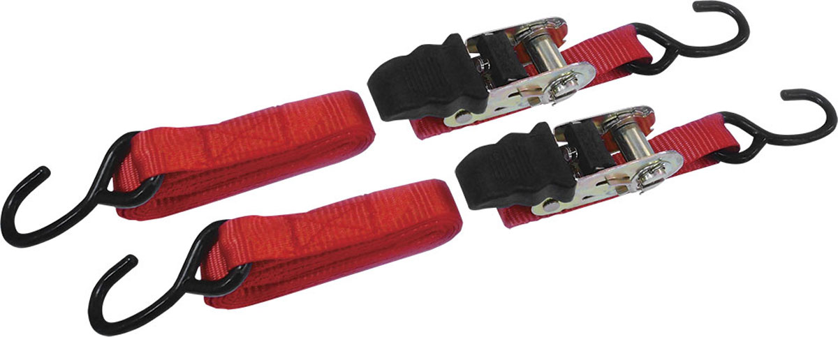 Ремень для грузов Zipower, 25 мм x 3 м, 2 штKGB GX-3Ремень Zipower применяется для закрепления предметов в открытых багажниках, монтируемых на крышах легковых автомобилей. Ремень изготовлен из прочного и долговечного синтетического материала, устойчивого к изнашиванию и истиранию. Натяжной механизм обеспечивает легкость натяжения ремня и исключает ослабление.Длина: 3 м. Ширина: 25 мм.