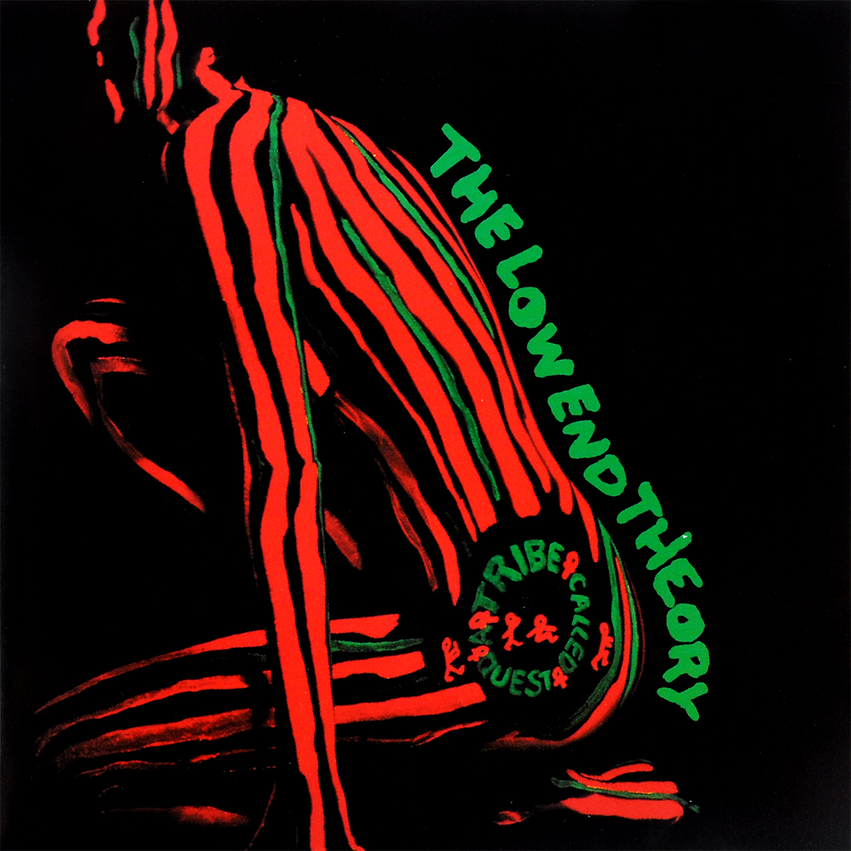 A Tribe Called Quest A Tribe Called Quest. The Low End Theory philip hewitt quest for a father