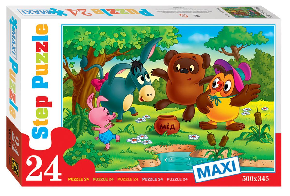 Step Puzzle Пазл для малышей Винни Пух 70008