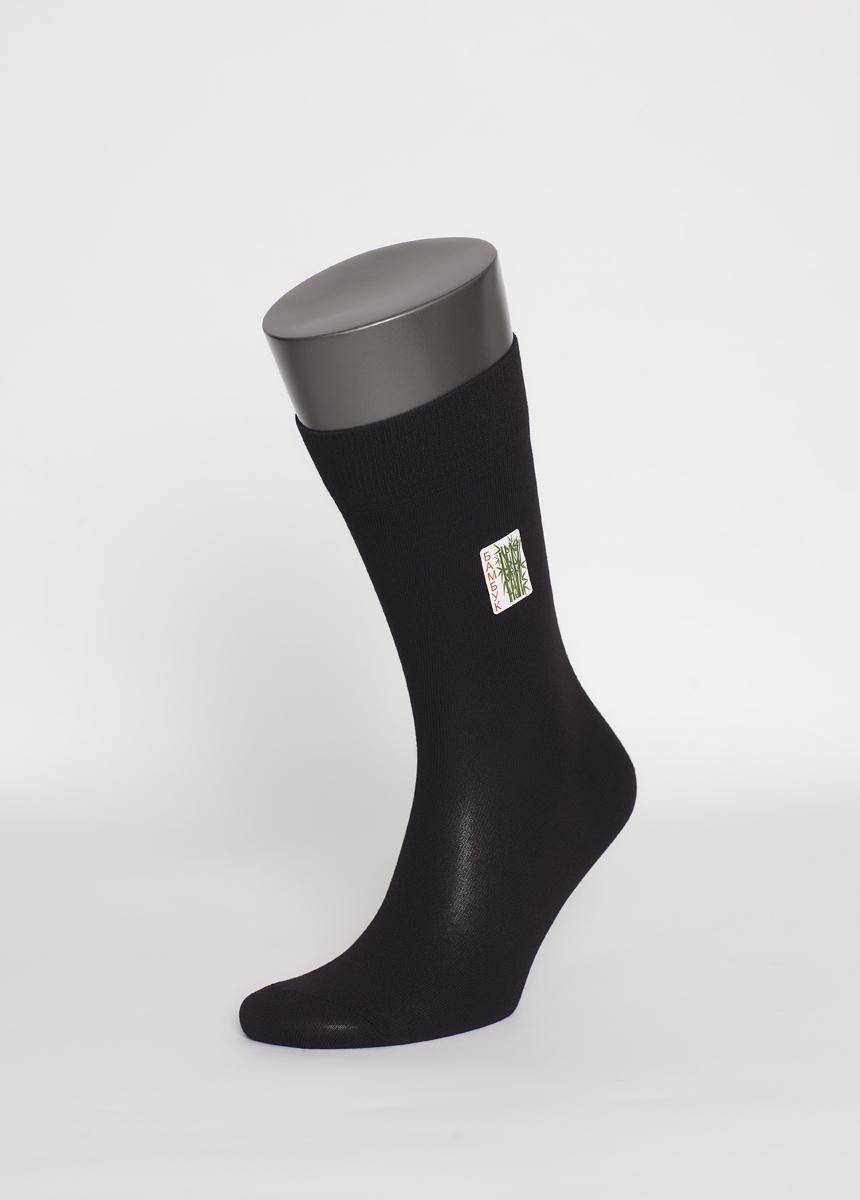 Носки мужские Uomo Fiero, цвет: черный. MS024. Размер 29 (43/45)MS024Мужские носки Uomo Fiero превосходного качества, изготовленные из высококачественного комбинированного материала, очень мягкие и приятные на ощупь, позволяют коже дышать. Эластичная резинка плотно облегает ногу, не сдавливая ее, обеспечивая комфорт и удобство. Носки обладают повышенной прочностью, не подвержены усадке. Модель с удлиненным паголенком.Идеальное сочетание практичности, комфорта и элегантности!