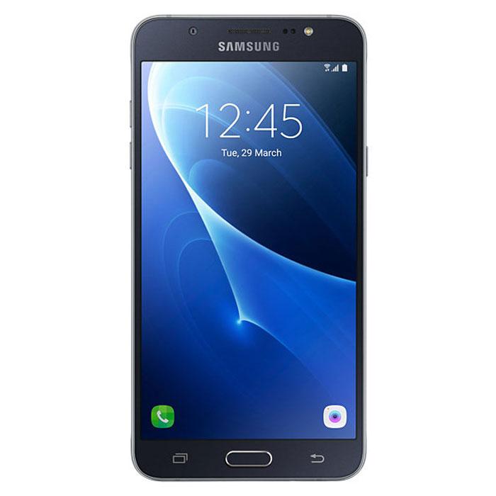 Samsung SM-J710FN Galaxy J7, BlackSM-J710FZKUSERSamsung SM-J710FN Galaxy J7 - элегантный и надежный смартфон в цельнометаллическом корпусе.Сюжеты из вашей жизни в наилучшем видеСветосильные (F1.9) объективы камер на лицевой и задней панелях - гарантия ярких и четких снимков даже при низкой освещенности. Двойное нажатие кнопки Домой мгновенно активирует режим фотосъемки.Светодиодная (LED) вспышка и режим Beauty обеспечат великолепное качество изображения, а режим Управление жестами сделают это за считанные секунды.Вся информация с одного взглядаМгновенный доступ ко всей важной информации, включая состояние аккумулятора, объем доступной памяти и состояние системы безопасности.Режим энергосбереженияЭффективный режим энергосбережения продлит работу смартфона.Телефон сертифицирован Ростест и имеет русифицированный интерфейс меню, а также Руководство пользователя.Телефон для ребёнка: советы экспертов. Статья OZON Гид